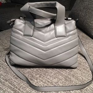 French Connection Grey Bag